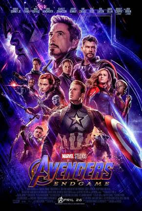 Rekordný štart Avengers: Endgame aj v slovenských kinách.